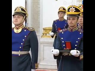 Церемония вручения государственных премий