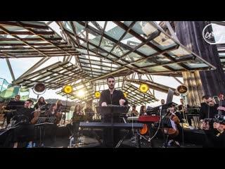 Deep house presents:  worakls orchestra live @ château la coste for cercle #liveset@deephouse_top