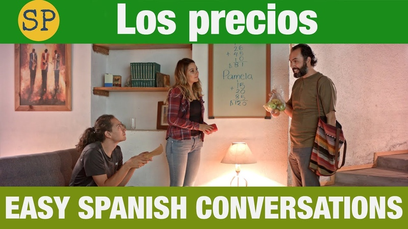 Learn Spanish Prices Easy Spanish Conversations ¿Cuánto cuesta