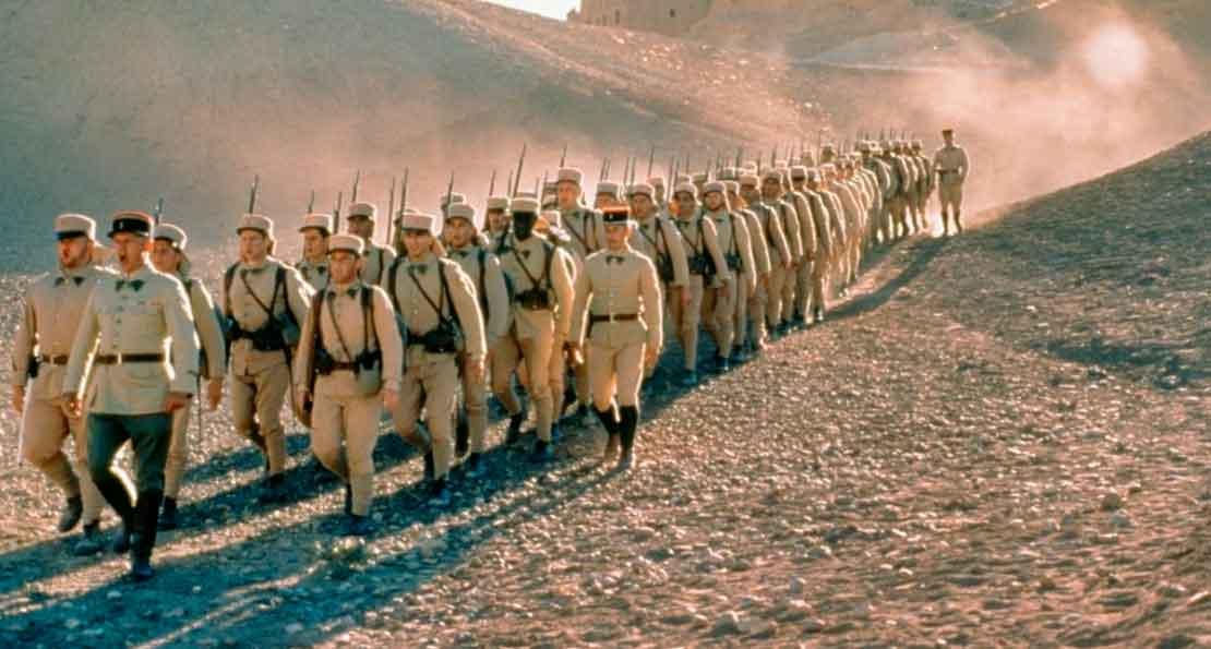 Марш легионеров