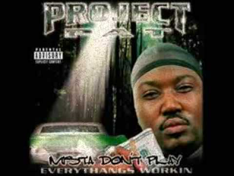 Project Pat Break Da Law 2001 Feat DJ Paul Juicy J Crunchy Black Lord Infamous