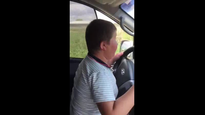мутант за рулем