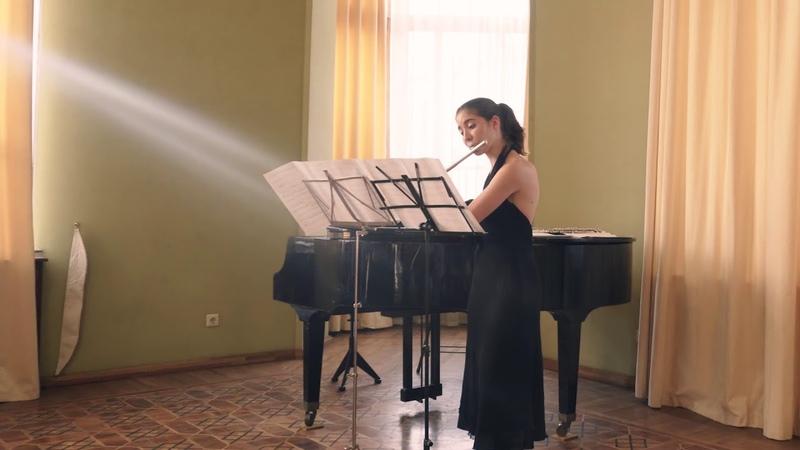 Vasilisa Gorochnaya Chaconne Angelina Kokoreva flute