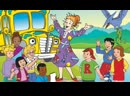 Волшебный школьный автобус заставка 720
