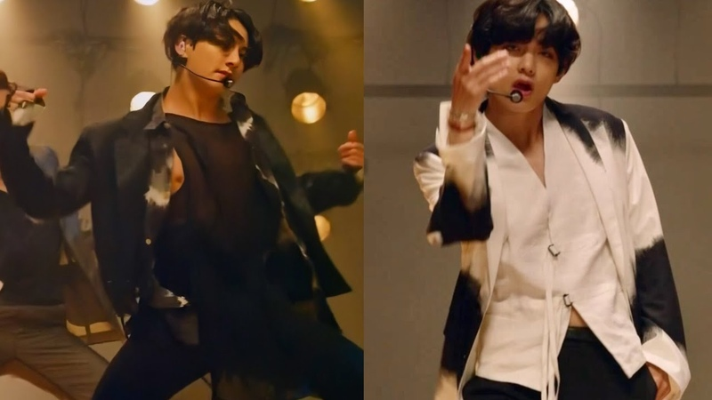 (HD) BTS full Black Swan Stay Gold live performance at NHK Songs