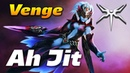 AhJit Vengeful Spirit Mineski Dota 2 Pro Gameplay