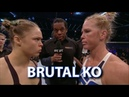 Holly Holm Shocks Ronda Rousey via Brutal Head Kick Post Fight Thoughts and Analysis