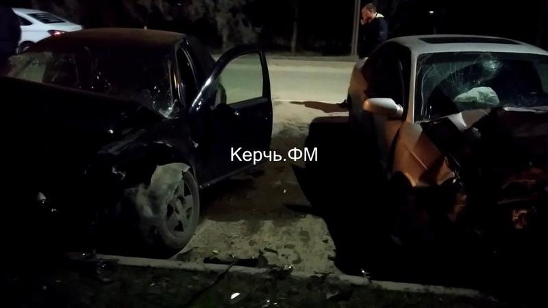 В Аршинцево произошла авария с пострадавшими