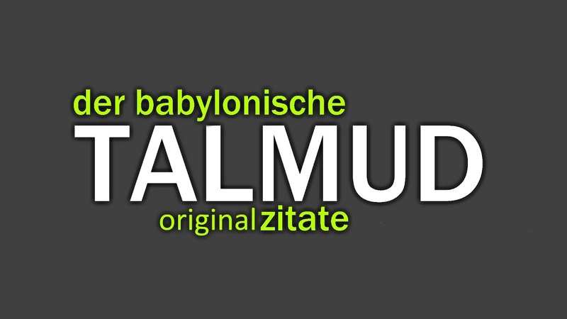 Der Babylonische Talmud : Original Zitate aus der unzensierten Übersetzung von Lazarus-Goldschmidt