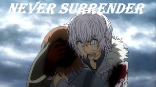 To Aru Majutsu no Index III 「AMV」 Accelerator vs Misaka Worst ▪ Never Surrender ♪♪