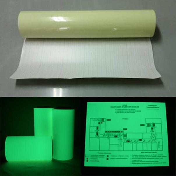 фотолюминесцентная пленка для печати тому же, пришел
