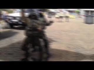 Army dance