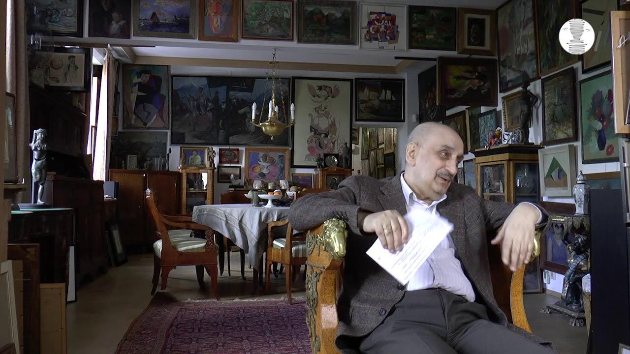 Сергей Григорьянц. Первые дни после освобождения и создание журнала «Гласность»
