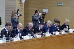 Игорь Артамонов принял участие в заседании Совета при полномочном представителе Президента РФ в ЦФО
