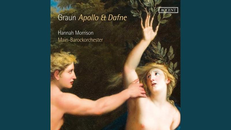 Apollo amante di Dafne, GraunWV C:III:67: II. Tu sarai mio caro alloro