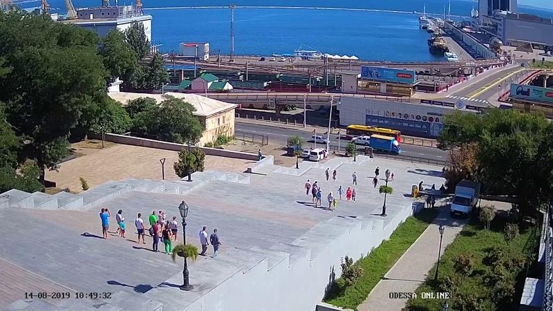 🔴 Потемкинская лестница 2 | Odessa ONLINE ᴴᴰ