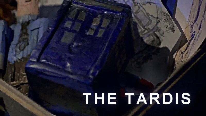 DOCTOR WHO - THE TARDIS (unfinished)