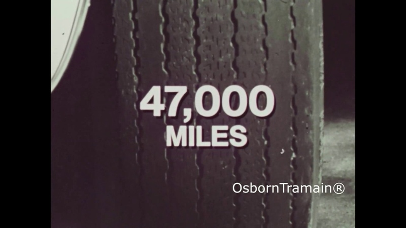 1968 Goodyear Tire Commercial - 50,000 Mile Polyglass