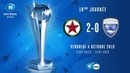 J10   Red Star FC – US Avranches MSM (2-0), le résumé I National FFF 2019-2020