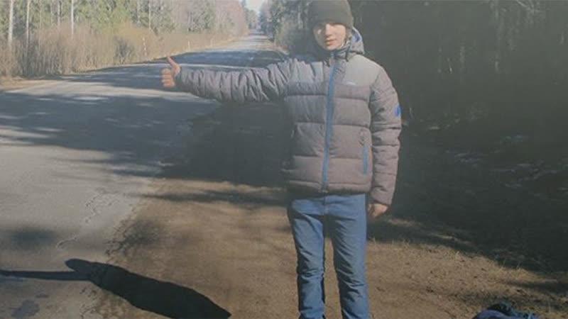 Питерский ребёнок автостопщик объехал 20 стран будучи несовершеннолетним