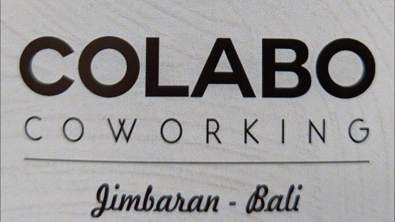 Colabo Coworking Jimbaran Hub коворкинг центр на Бали 1Gb интернета