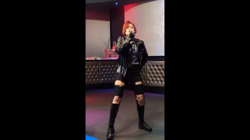 LIVE PERFORMANCE NCT U 엔시티 유 'Baby Don't Stop Casper FanCam tKILLER cover dance