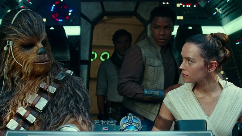 Star Wars: The Rise of Skywalker - Final Teaser Trailer this Tuesday