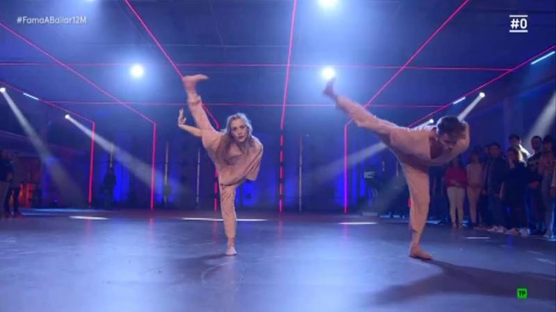 Pablo y Ester - Issues de Julia Michaels | GALA 2 | Fama a Bailar 2018