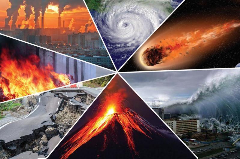 Страшные катастрофы мира видео