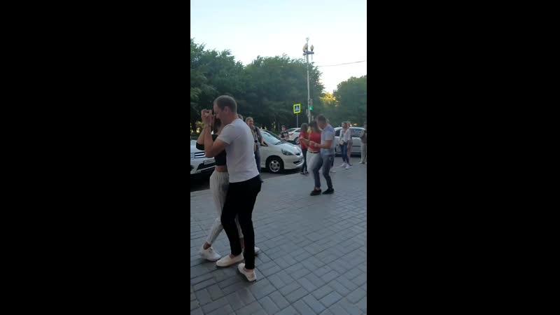 Kizomba_Виктор Сиротин, Ольга Милешкина_Salsa Picante
