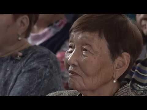 Встреча с выходцами из Баргузинской долины