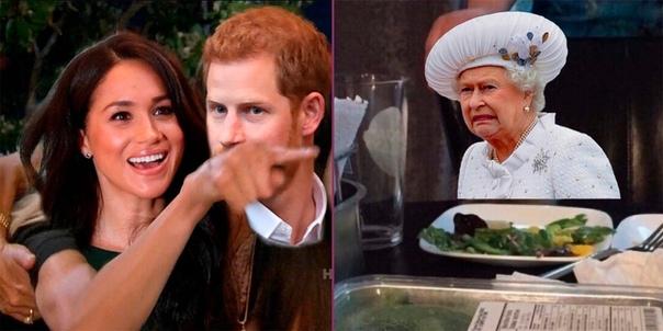 Британский принц Гарри и его жена герцогиня Сассекская Меган решили отступить от статуса членов королевской семьи Супруги отметили, что хотят стать финансово независимыми от монаршего