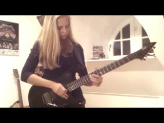 Metallica Challenge - Blackened & Master by Cissie