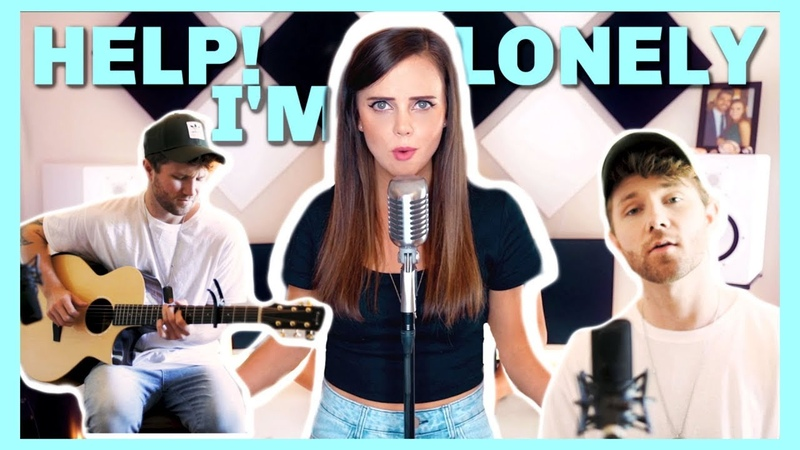 Help, Im Lonely - *Clean* Lauv Anne-Marie (Tiffany Alvord Adam Christopher Cover)