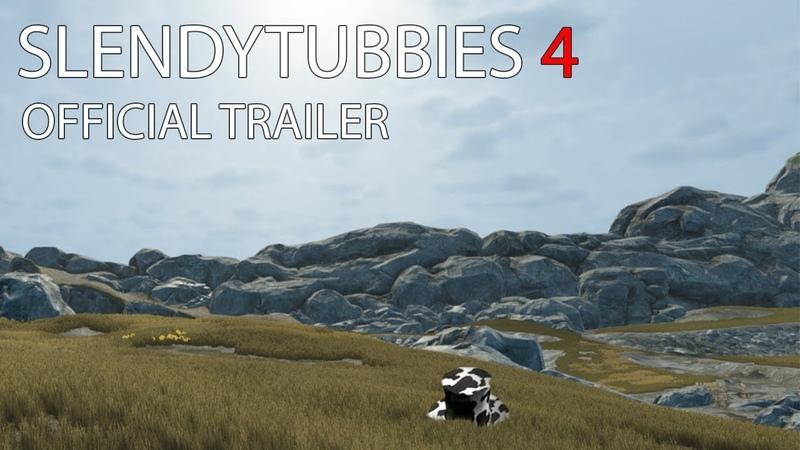 APRIL FOOLS Slendytubbies 4 Official Trailer
