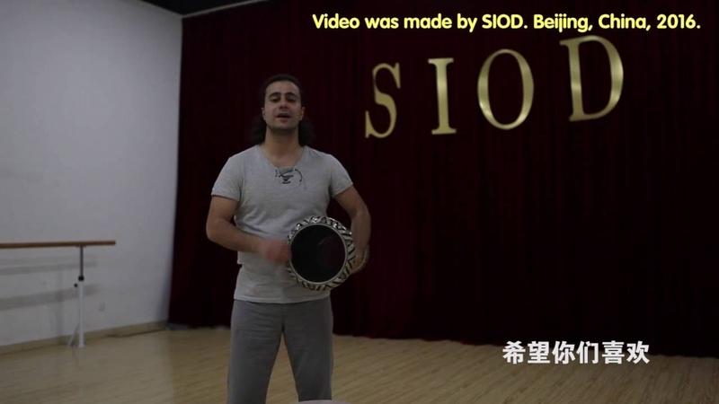 Basic rhythms in bellydance by Artem Uzunov.