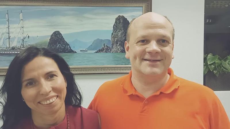 Отзыв Руслана и Татьяны о тренинге Игоря Лузина ПроЗрение души на Камчатке