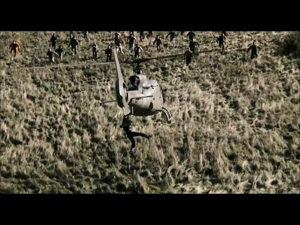 28 Weeks Later Helicopter Zombie Chop Scene