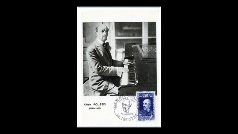 ALBERT ROUSSEL Sonatine for piano performed by Vesko Stambolov LIVE