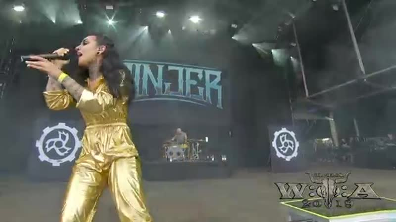 JINJER - Perennial (Live at Wacken Open Air 2019)