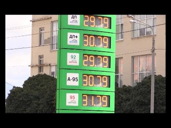 Сможет ли укрепление гривны снизить цены на бензин и газ? - 19.09.2019