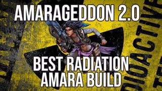 300M DAMAGE WITH A BLUE SHOTGUN! BEST RADIATION AMARA BUILD! // Amarageddon 2.0 // Borderlands 3