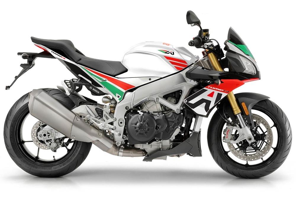 Мотоциклы Aprilia RSV4 RR 1000  / Tuono RR 1100 Misano Limited Edition 2020 (только США)