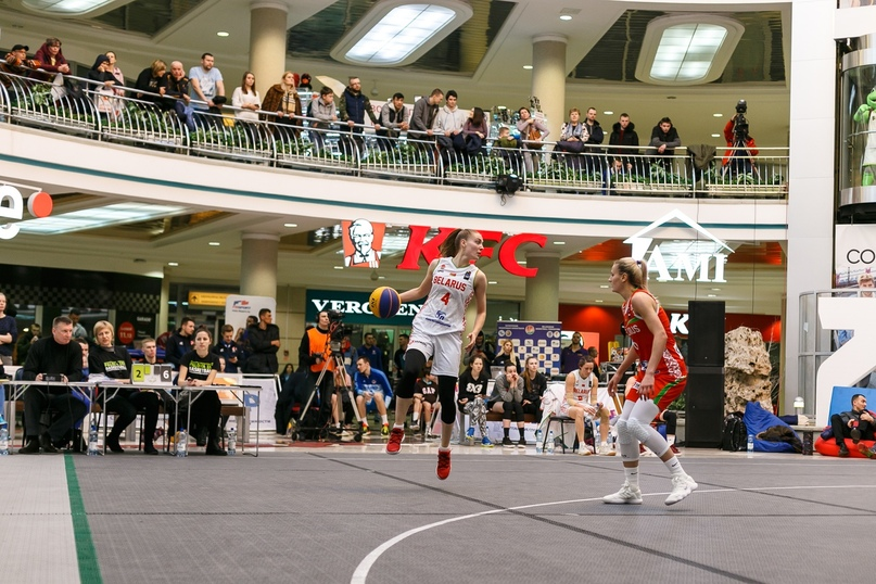 Баскетбол в торговом центре – это реально. В «Столице» пройдет турнир «Palova Snowball2020», изображение №4
