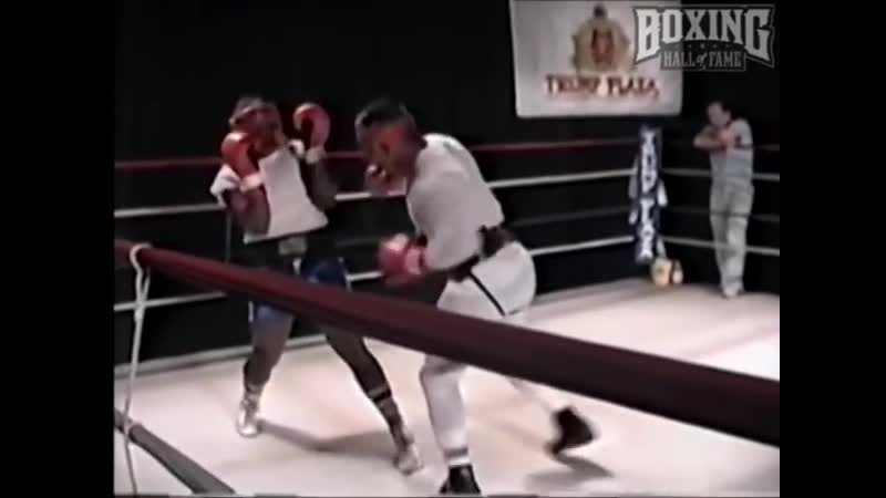 Mike Tyson Knockout Slipping and Weaving
