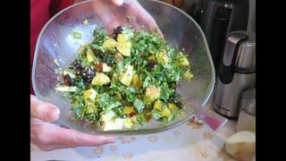 Фруктовые салаты с моим секретным соусом