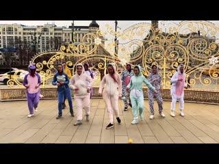 Kizomba Fusion Lady Style. NewYear Fun. Alexandra Siroto  Modern Kizomba Dance FAM