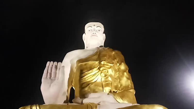ကမၻာ့အႀကီးဆံုး ထိုင္ေတာ္မူျမတ္စြာဘုရား ၊က်ိဳက္ထိုၿမိဳ႕ မွာပါ မဖူးရေသးတဲ့ သူေတြ ဖူးရေအာင္ တင္