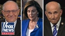 Dershowitz Gohmert on Pelosi's failed attempt to control Senate impeachment