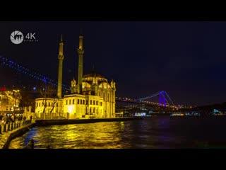 Istanbul city in 4k турция.net